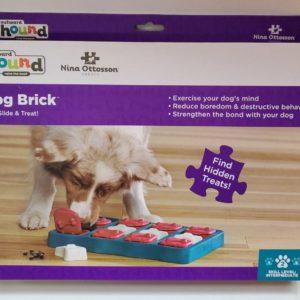 Dog Brick front